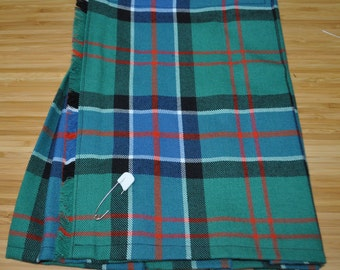 Baby Kilt Set , 4-5yrs in Sinclair Hunting Ancient tartan with matching bow tie and flashes.