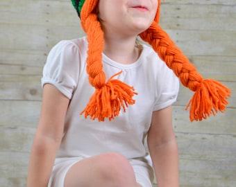 Leprechaun Saint Patrick's Day Hat- photography props Kiss Me i'm Irish Baby Girl Irish Hat