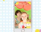 Snapchat GeoFilters, Birthday Snapchat Filters, Party Snapchat Filter, Lemonaide Snapchat GeoFilter, Lemonaide Party, Lemonaide GeoFilter