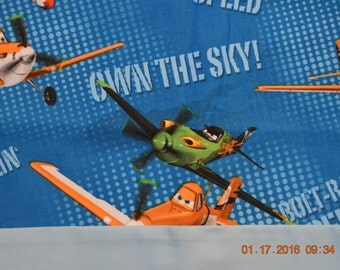 Cartoon Planes Pillowcase (from the movie)
