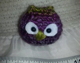 Owl shaped toys, ornaments, pin cushion, cat toys, decorations