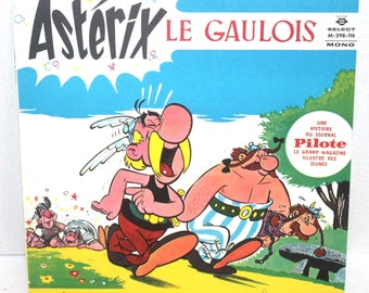 1961 Astérix Le Gaulois - (Copy France - Reissue) - Vinyl Records - LP, Antique Alchemy