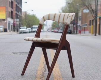Danish Modern Side Chair by Vamo Sonderborg