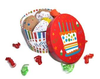 Cat Toy - Birthday Catnip Toys