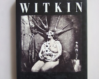 Witkin | Joel-Peter Witkin: a Retrospective 1995 | hardcover