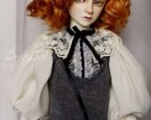 Polite Dandy OOAK handmade dress set for bjd dollfie sd sd13 sd10 boy unisex clothing clothes fantasy edwadian style