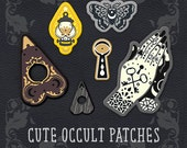 Coey: Cute Occult Patches