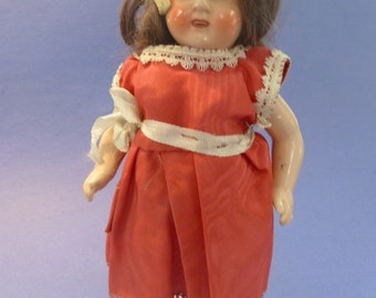All composition doll from 1908