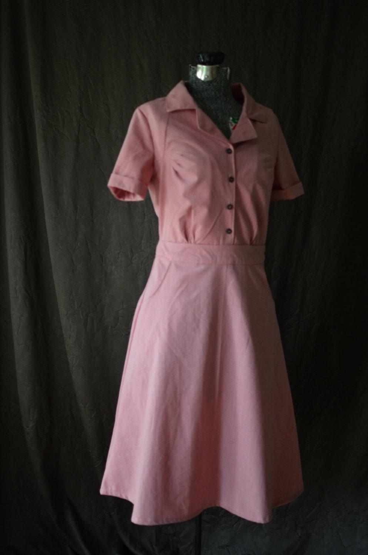 dress state fair 1935 vintage dresses for cotton