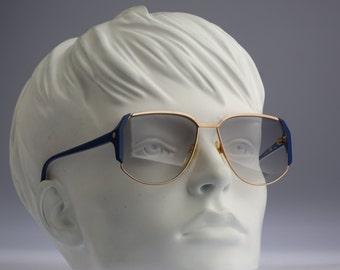 Silhouette M 6061, Vintage oversized square sunglasses, 80s Rare and unique / NOS