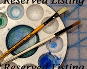 Custom Listing for T Lynn - Wildflower Seed Packet