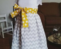 Baby/Toddler Chevron Dress