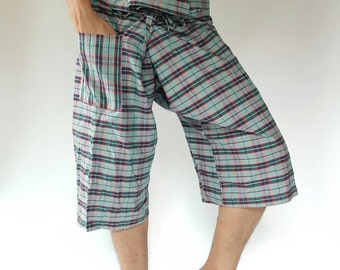 F30009 thai fisherman/yoga are pants free-size: will fit men or woman