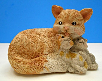 "Shop ""mother of cats"" in Art & Collectibles"