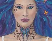 Wild Woman Goddess Divine...