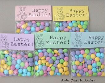 Easter Basket Stuffer Easter Mini Candy Jar Easter Teacher