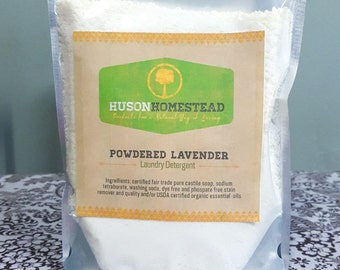 All Natural, Chemical free Laundry Soap