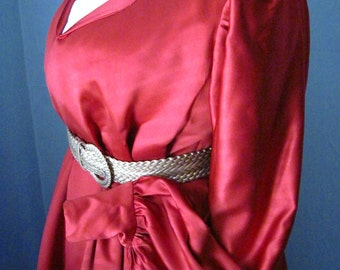 Buttercup's Red Riding Dress from the Princess Bride