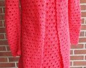 Amazing Vintage Knit Slee...