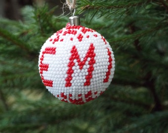 Christmas gifts personalized gifts\for\couple ornament custom ornament personalized names ornament personalized decor wedding ornaments