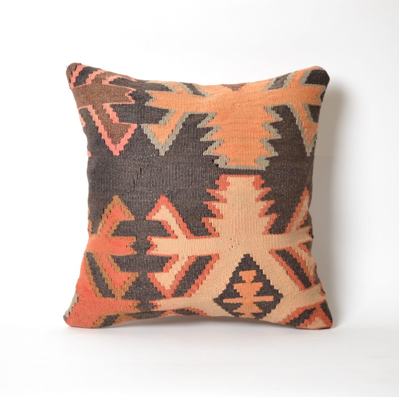 Bohemian Style Throw Pillows : Boho pillow decorative pillow throw pillow bohemian pillow