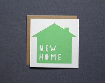 New Home // Housewarming Card