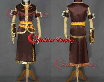 Vocaloid Cosplay Megurine Luka Cosplay Costume - Custom made in Any size