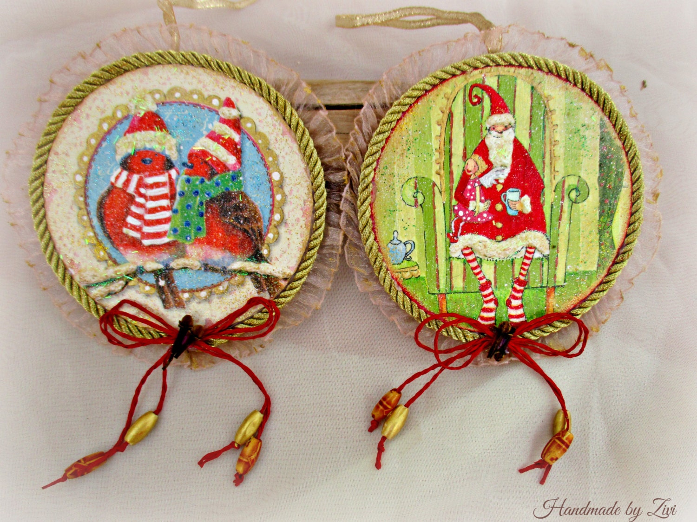 #B41D17 Arbre Noël Ornements Découpage Vintage Décoration Noël 6365 décoration noel découpage 1500x1125 px @ aertt.com