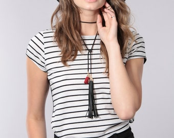 short sleeves stripes shirt for women, women's T shirt, Black Friday sale- use coupon code BLACKFRIDAY