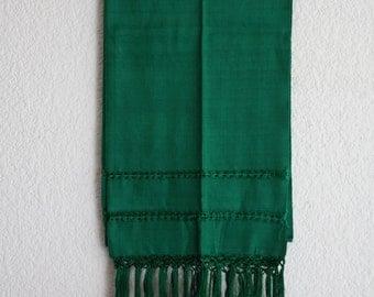Mexican scarf, mexican shawl, summer scarf
