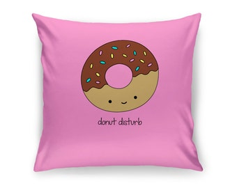 Cute Pillow Puns : Funny Pillow I Love You Quote Food Pun Gift for by SunnyDoveStudio