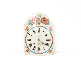 Hand Painted Clock Faces Etsy