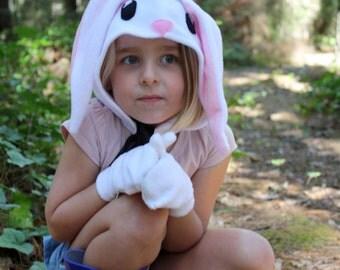 The Bunny - Handmade Children's Costume