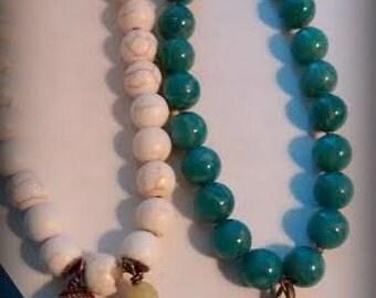 Pair of Yoga bracelets