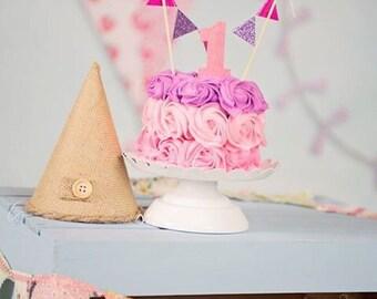 Cake Banner / Bunting