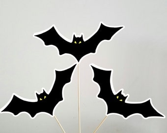 bat centerpieces halloween centerpieces halloween decorations bat decorations - Bat Halloween Decorations