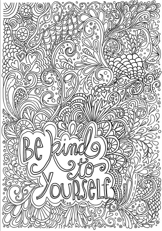 5 Coloring Pages Creative Quiet Time Coloring Page