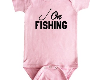 DADDYS Future Fishing Buddy Baby Clothes Bodysuit Baby