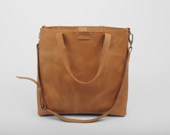 Leather bag DAILY | Nature