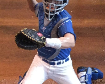 Custom baseball figure