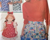 Butterick 5232 UNCUT Christmas Gifts Package