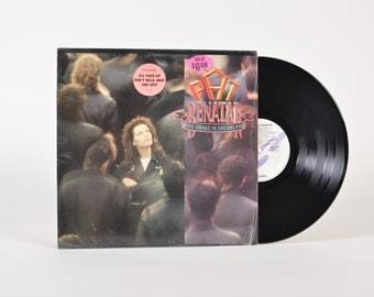 "PAT BENATAR - ""Wide Awake In Dreamland"" vinyl record"