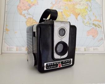 Vintage Kodak Brownie Flash Camera