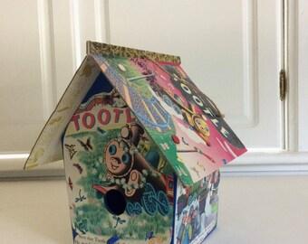 Tootles Birdhouse, Golden Book