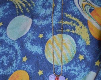 Little Mermaid necklace