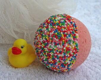 Kids Bubblegum Bath Bomb