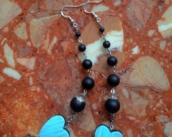 Earrings: Full Hearts