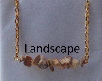 Gemstone Chain Bracelet  - Various Designs
