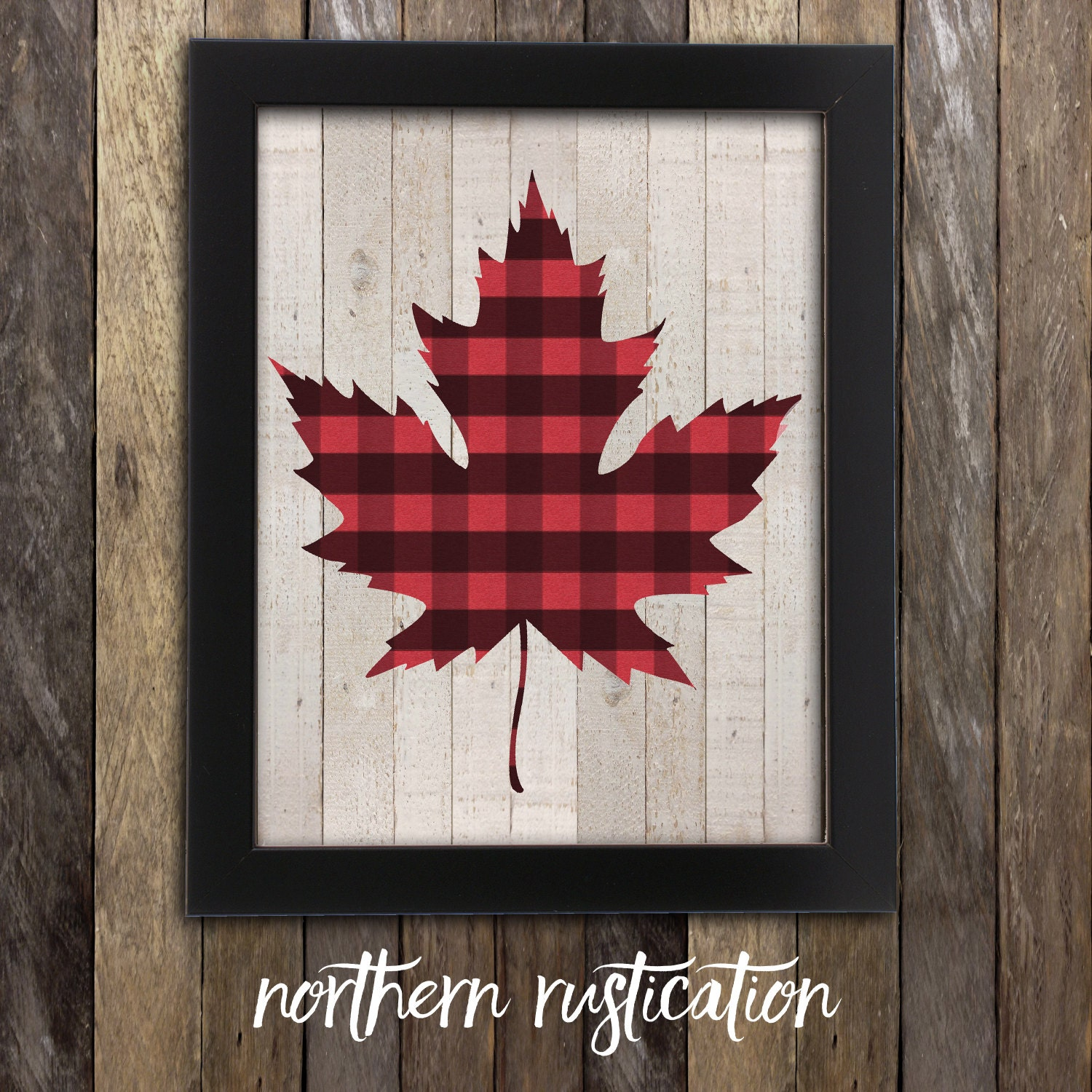 Wall Decoration Ideas With The Beautiful Canada Country