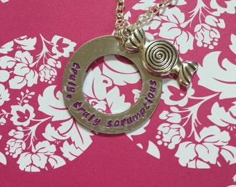 Truly Scrumptious Chitty Chitty Bang Bang Necklace